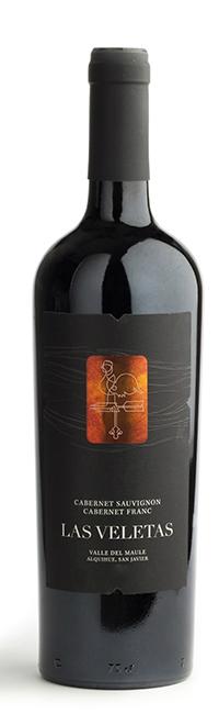 Mezcla Tinta Cabernet Sauvignon Franc Botella 750 ml