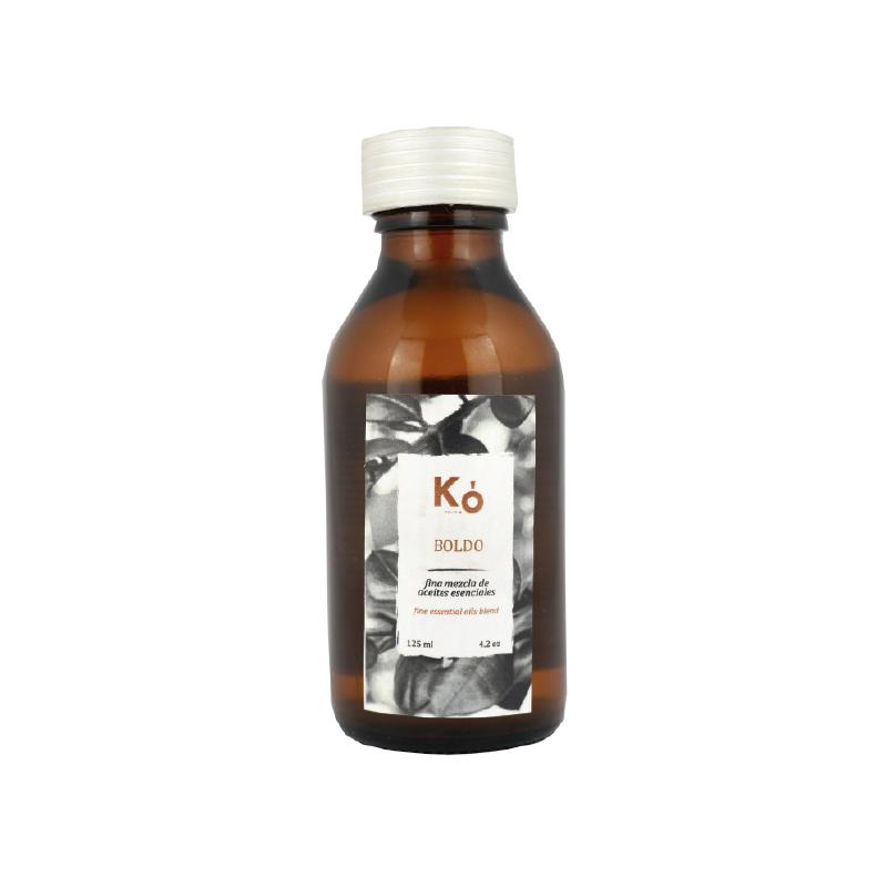 Aceite masajes boldo Botella 120 ml