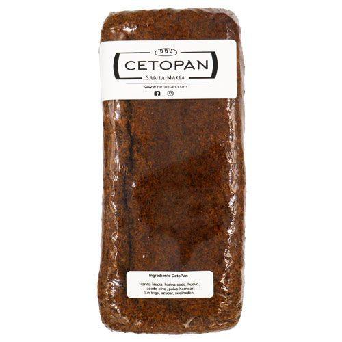 Pan cetogenico (keto) santa maria 650 g