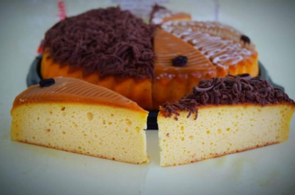 Cheesecake decorado 12 porciones