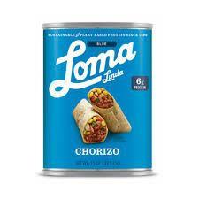 Chorizo vegano loma linda