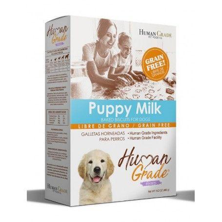Galletas puppy milk (grain free) Caja 460 g