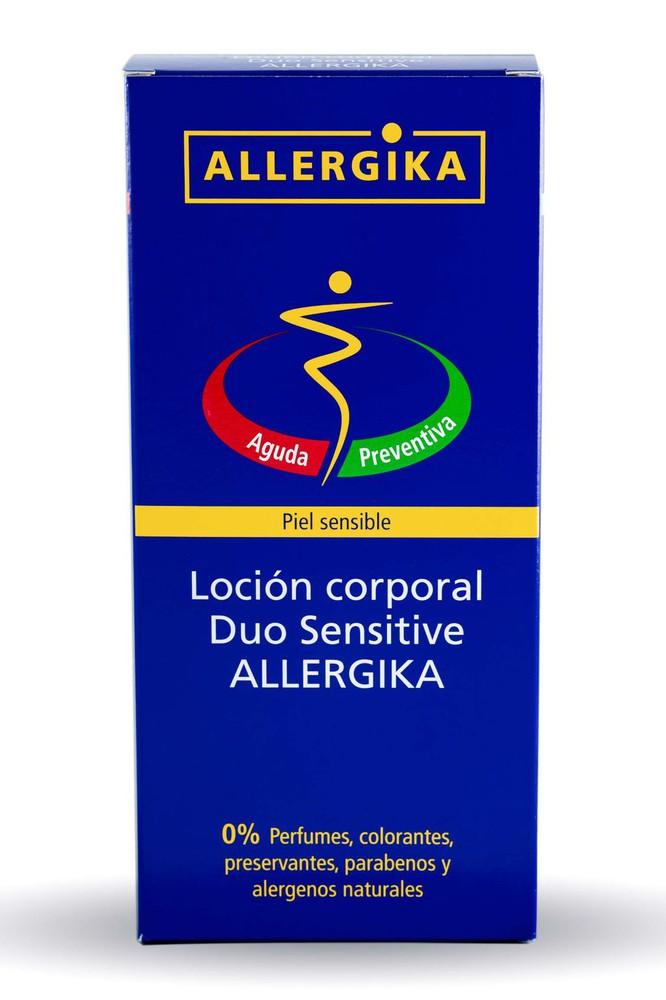 Pack duo sensitive allergika