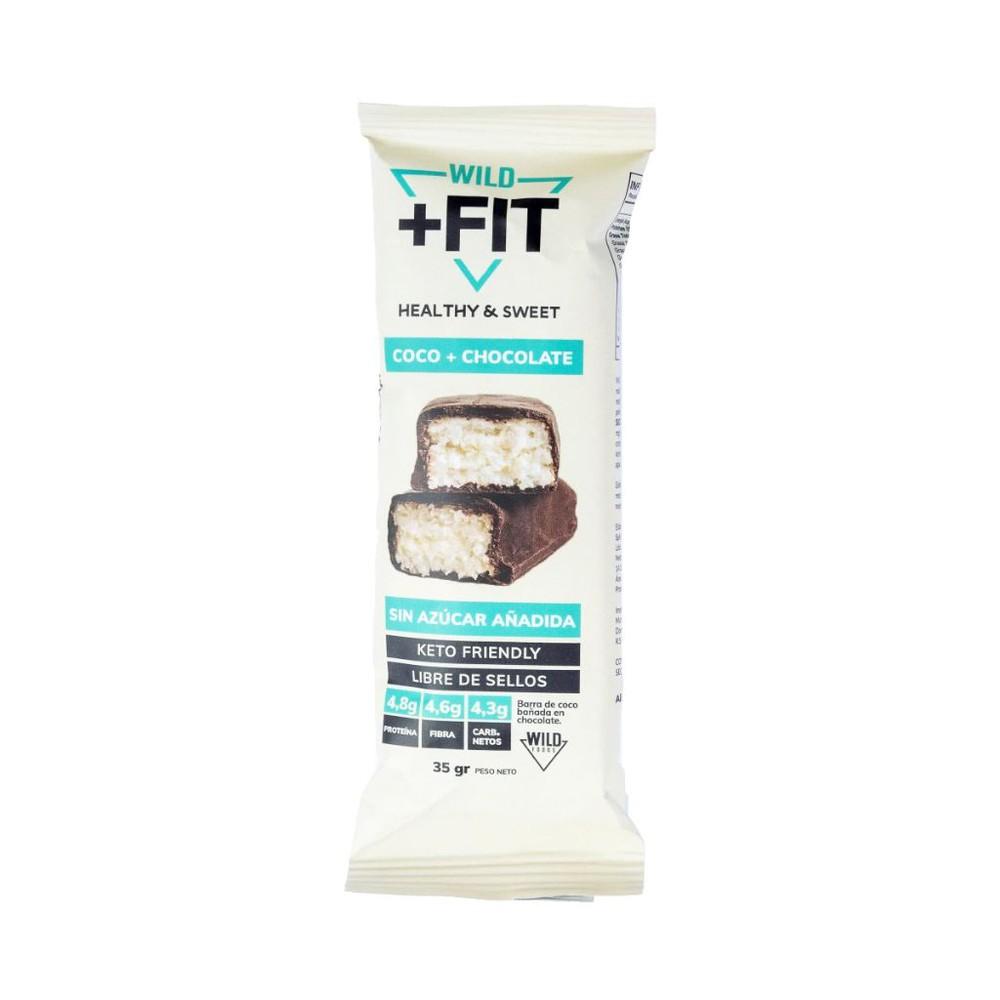 Barrita keto coco chocolate 35 g