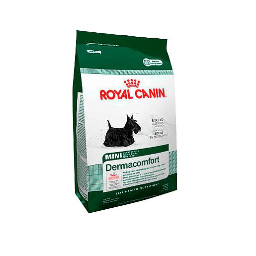 Alimento para perro adulto pequeño dermacomfort