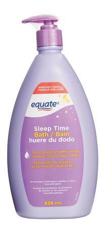 Sleep Time bath