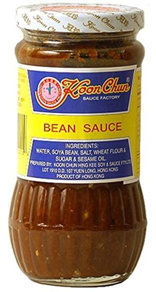 Bean Sauce 1 jar