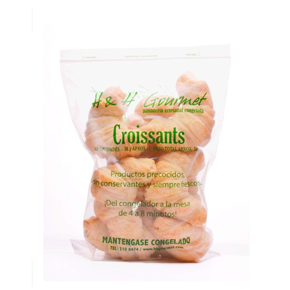 Croissants mantequilia x 10 und 340 g - 10 und