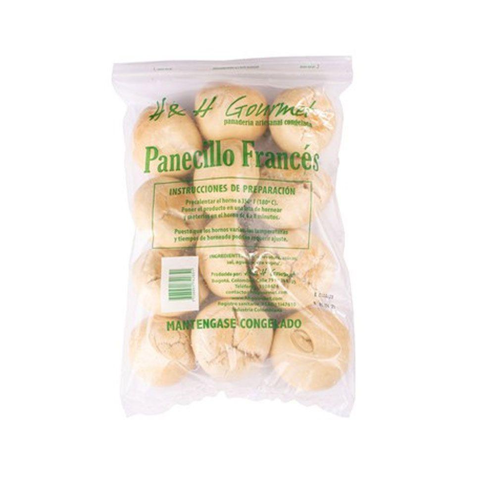 Panecillo frances x 12 und 460 g - 12 und