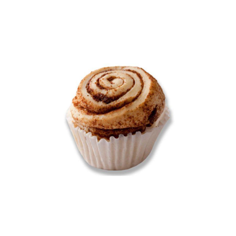 Muffins rollo canela x 6 und 410 g