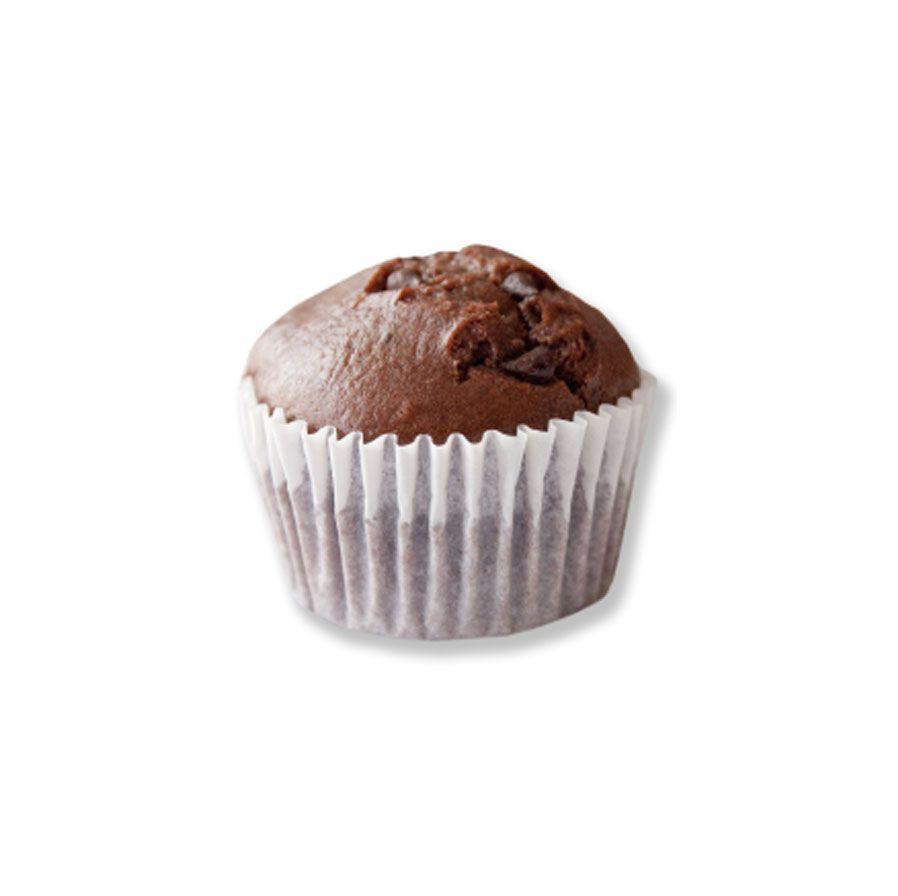 Muffin chocolate x 6 und 408 g