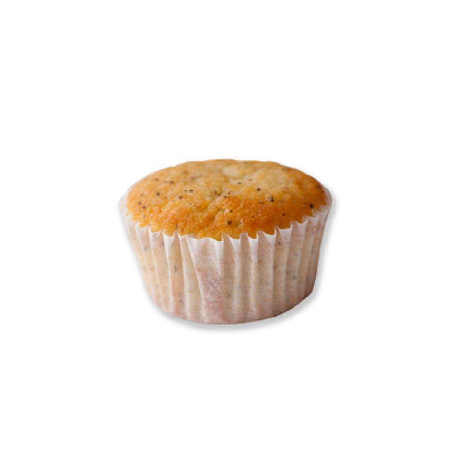 Muffin limon amapola x 6 und 408 g