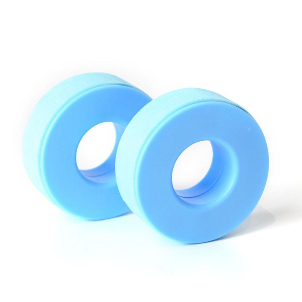 Ruban sensible en silicone - bleu