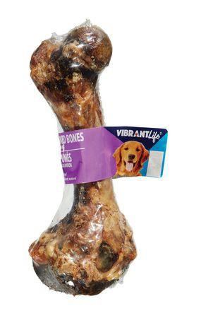Smoked ham bone for dogs