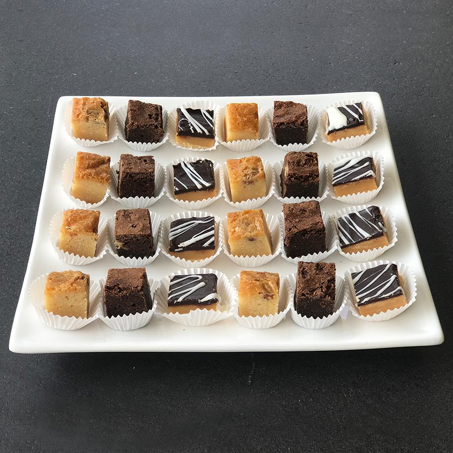 Caja de 24 deliciosos mini dulces unidad