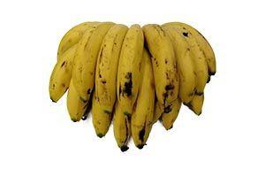 Banano criollo Precio por kg, unidad 250 g aprox.