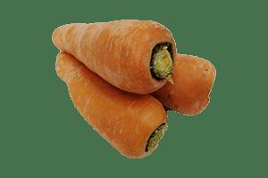 Zanahoria Precio por kg, unidad 180 g aprox.