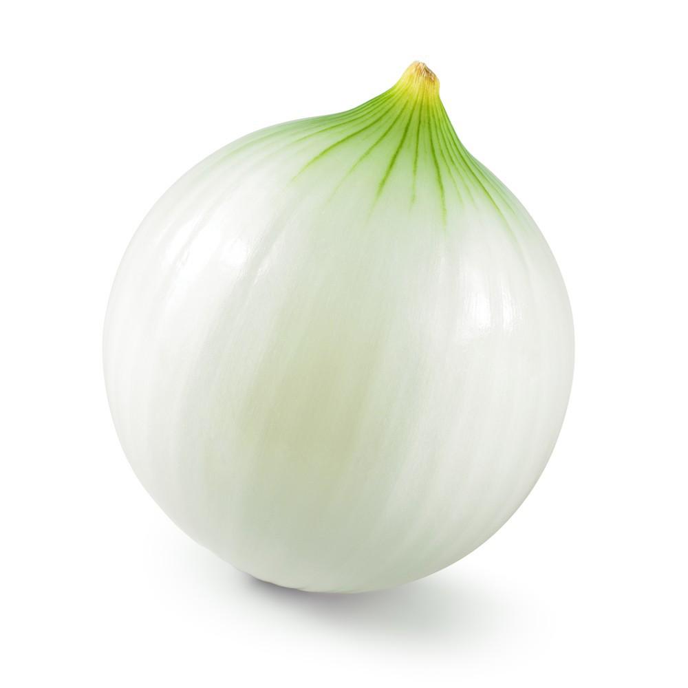 Cebolla blanca Precio por kg, unidad 200 g aprox.
