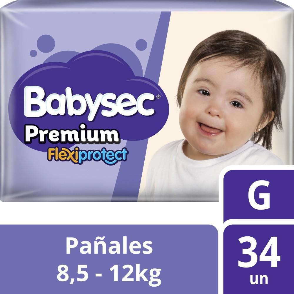 Pañal Premium Flexiprotect G