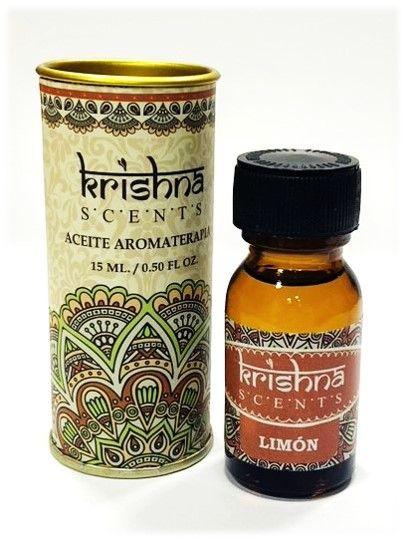 Aceite aromaterapia limón 15 ml