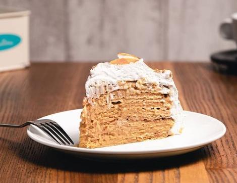 Torta hojarasca manjar 230 gr