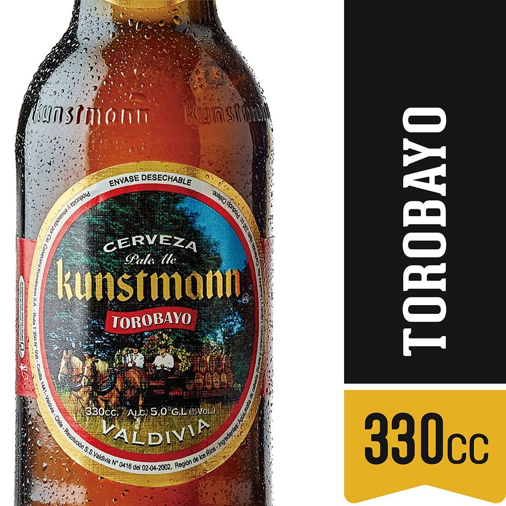 Cerveza torobayo 330 ml