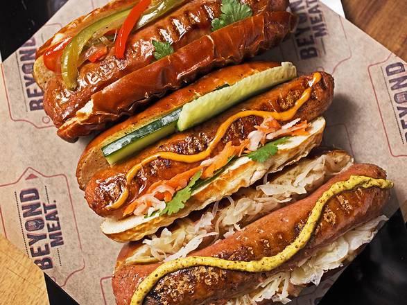 Hot Italian Beyond Sausage (4 per package)