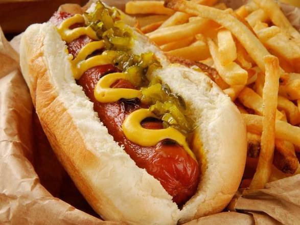 Jumbo Ball Park Gluten Free Hot Dogs (8 per package)