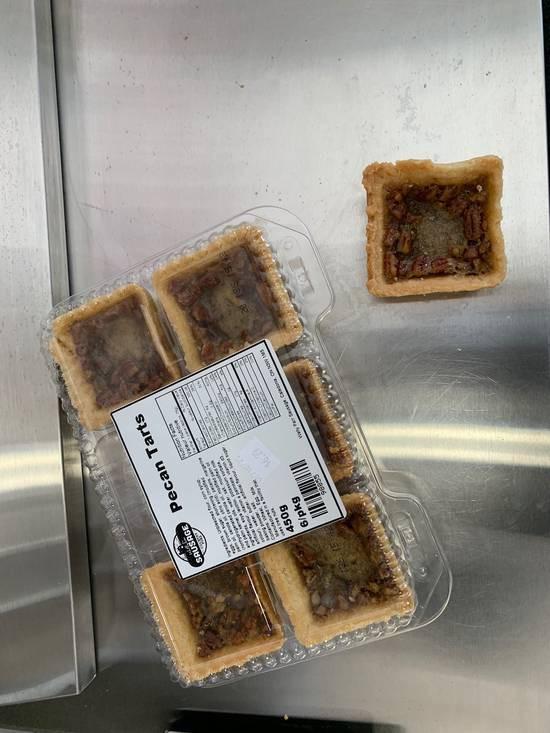 Pecan Tarts (6 per package)