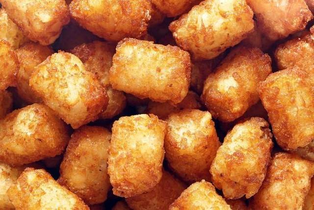 Pom Pom Potatoes