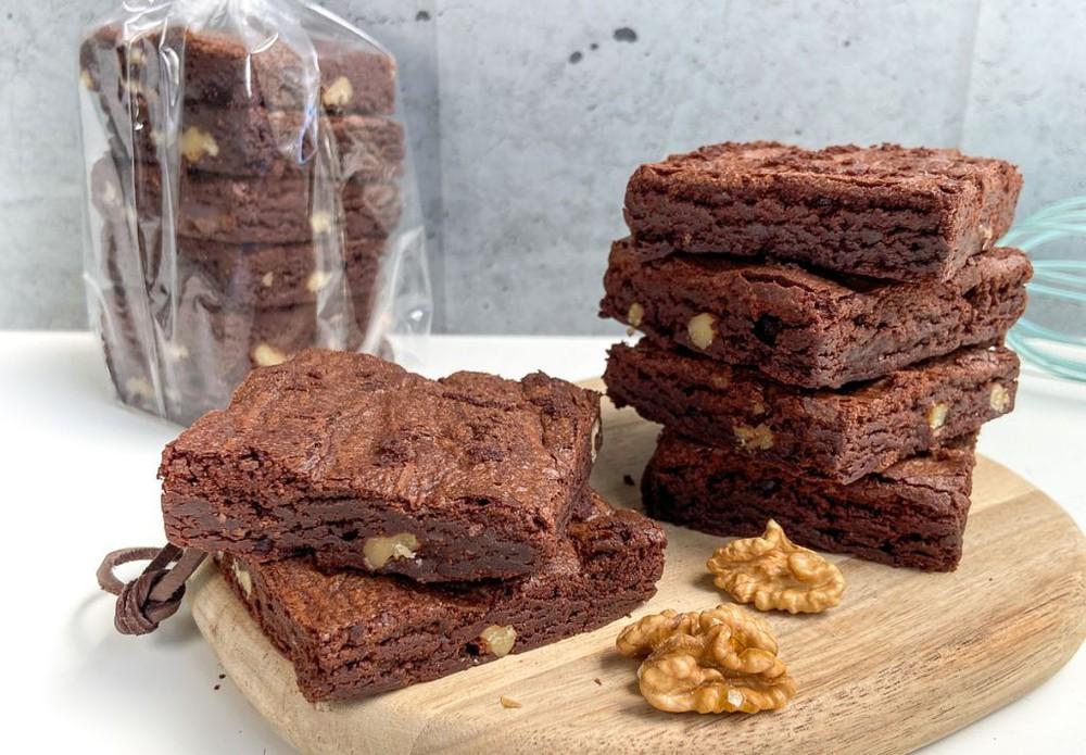 Brownies 6 unidades