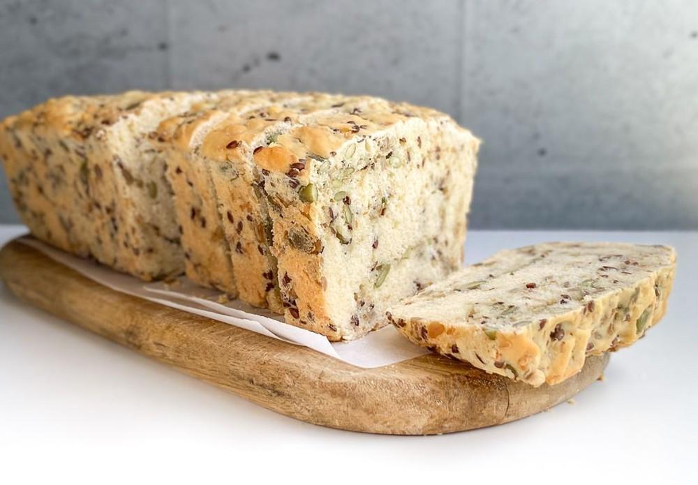 Pan de molde semilla 700 g