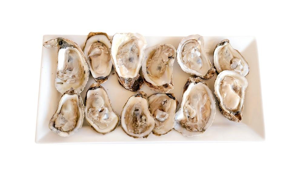 Shucked- Oysters Dozen