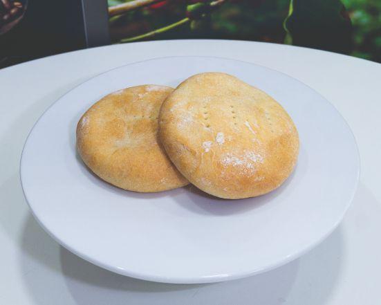 Pan amasado 100 g