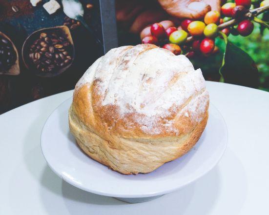 Pan de campo integral 600gr