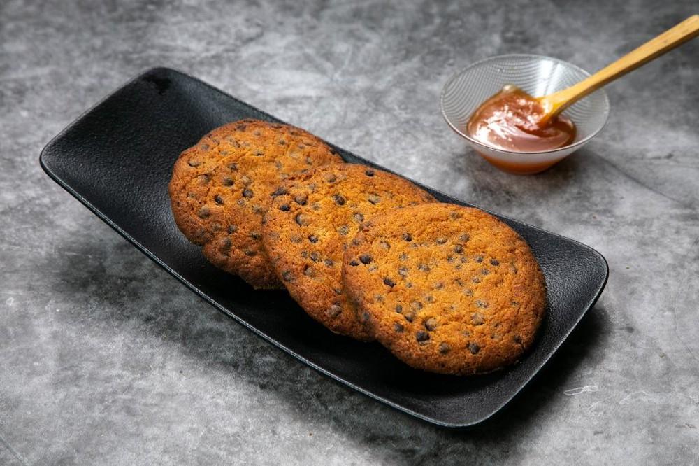 Cookies chips de chocolate 3Un - 180gr
