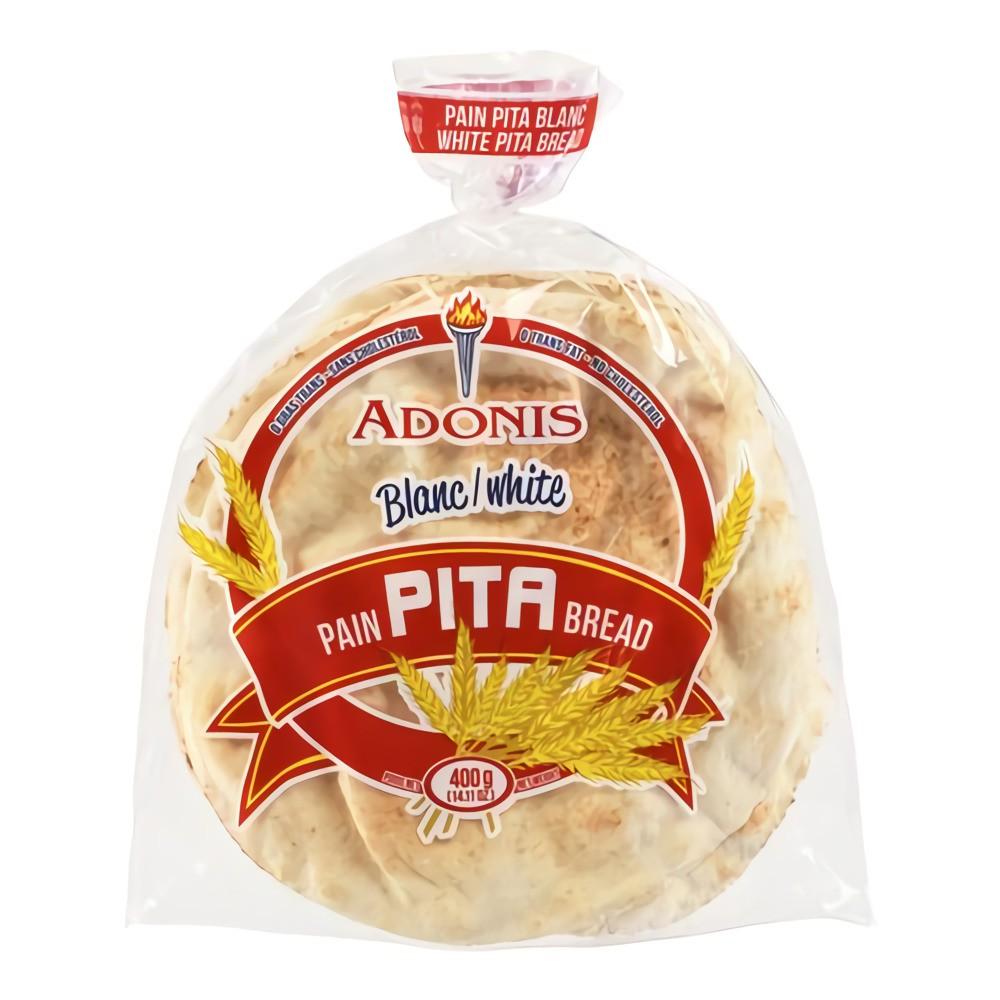 White pita bread 400 g