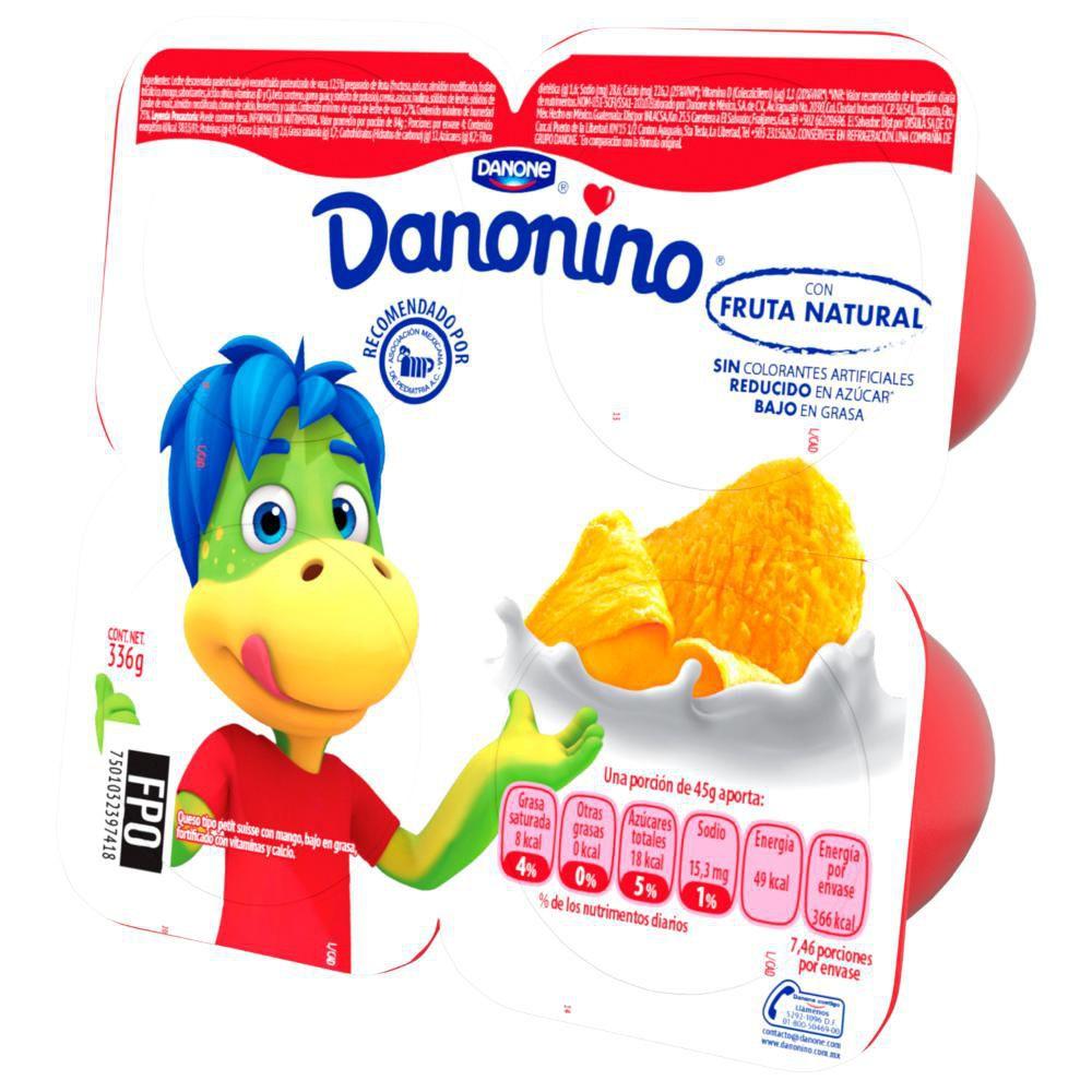 Danonino maxi mango