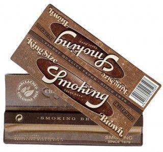 Seda Smoking Brown King Size 0,15g