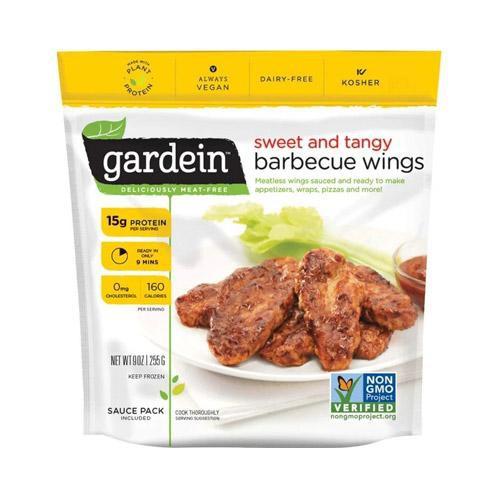Sucedaneo de pollo barbecue Bolsa 255 g
