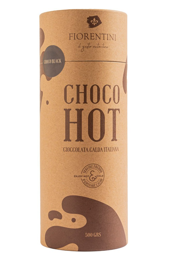 Choco nero fondente al 70% Tarro 500gr