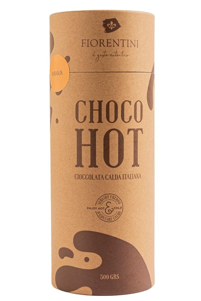 Choco arancia Tarro 500 g
