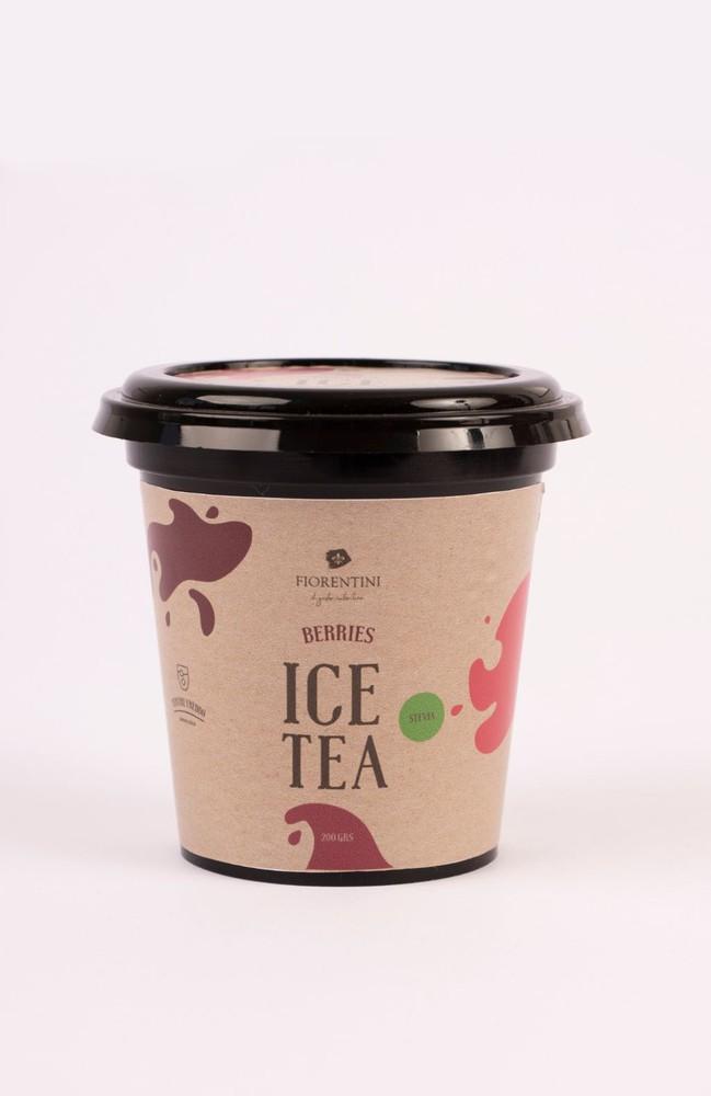 Tè freddo frutti di bosco stevia Pote 200 g