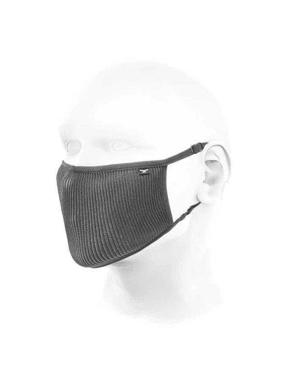 Mascara deportiva con filtro lavable fu+ S/M 15 x 10 cm