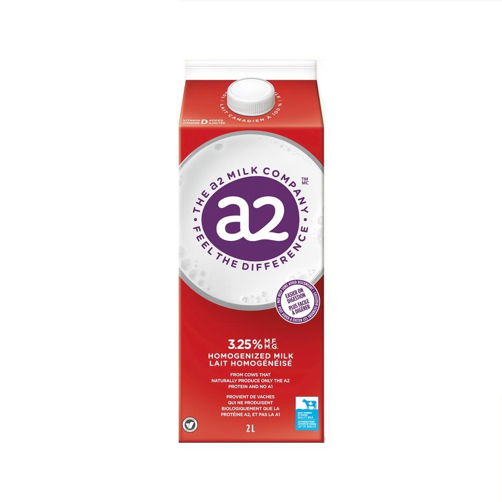 Homogenized milk 3.25%