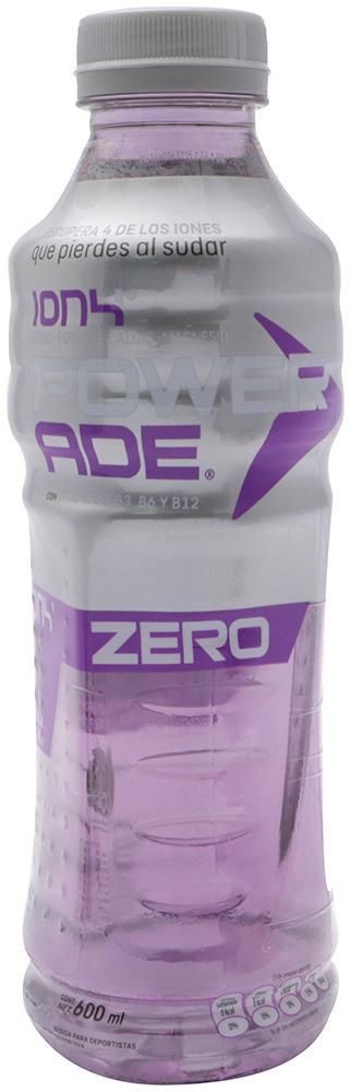 Isotonico Zero Uva 6/600ml
