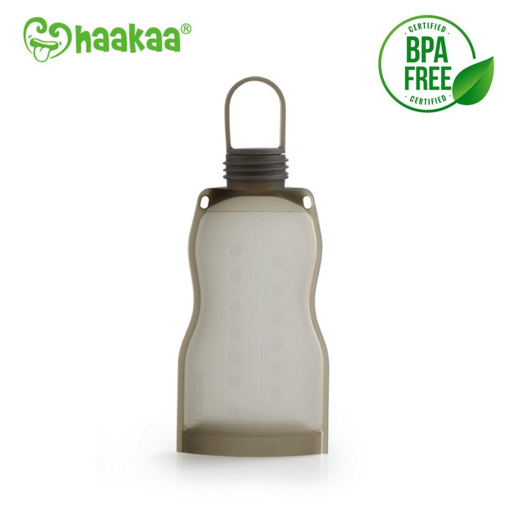 Haakaa Bolsa para Leche Materna Reutilizable 260 ml