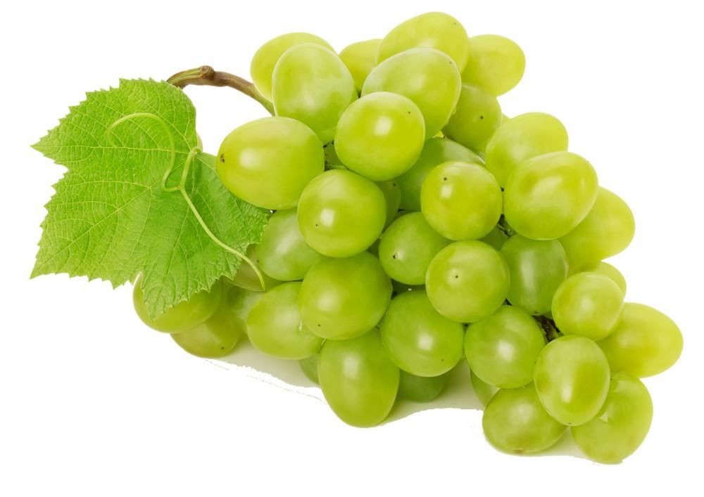 Uvas blancas sin pepas A granel