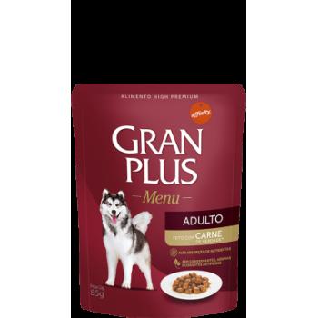 Alimento húmedo perro adulto carne