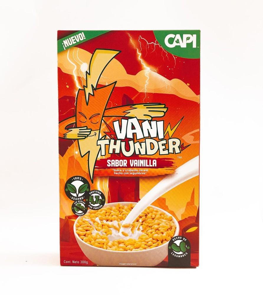 Vanithunder cereal de vainilla 300g